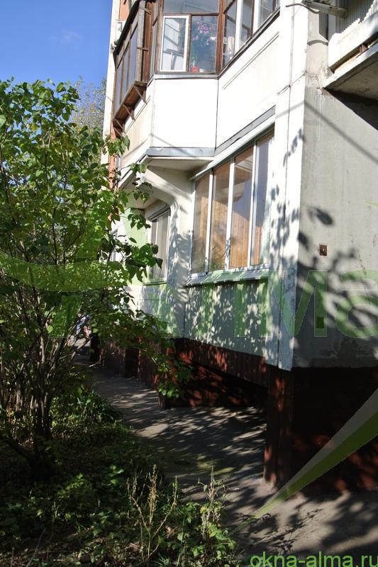 Разрешение на пристройку балкона.