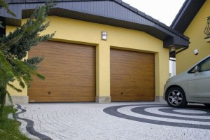 секционные ворота фото (2)