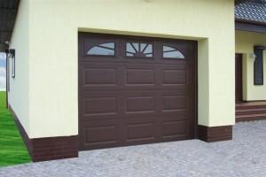 секционные ворота фото (3)