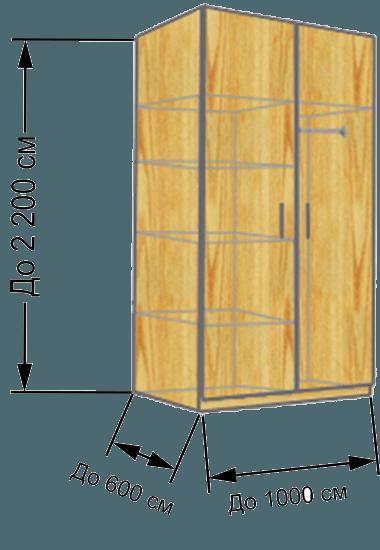 шкаф с обогревом