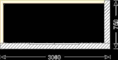 Г-образный балкон хрущевка