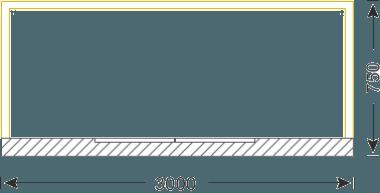 П-образный балкон хрущевка
