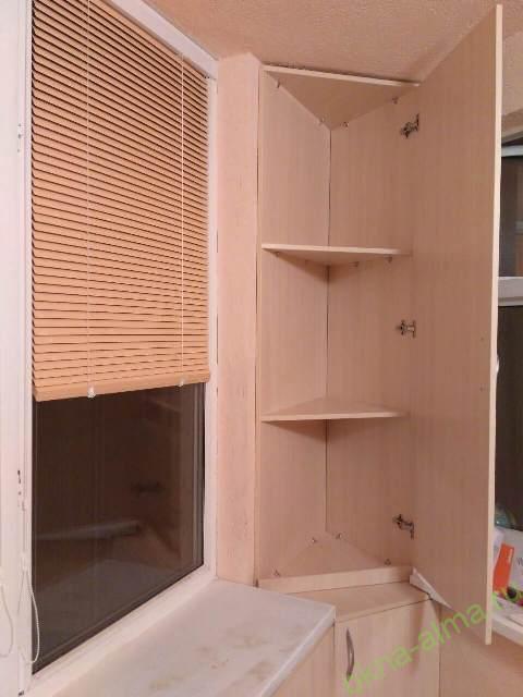 Балкон под ключ – остекление, отделка, мебель - Люберцы