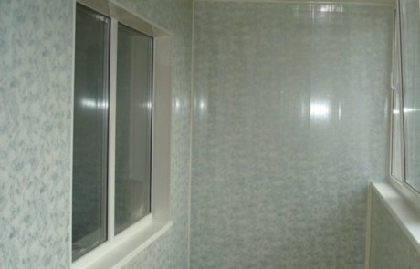 панели на стены из ПВХ