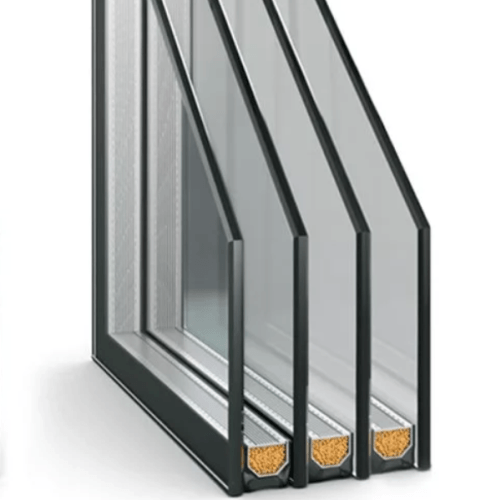 Панорамные окна под ключ люкс