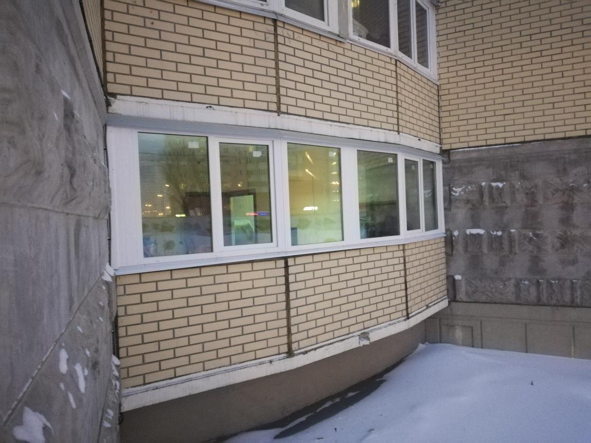 остекление балкона лодочка