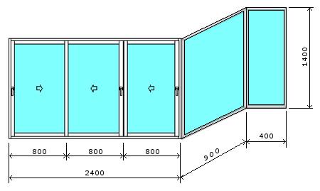 Окна, остекление балконов со скидкой 50.